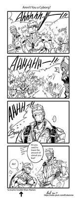 Genji is Afraid of Pain Part1