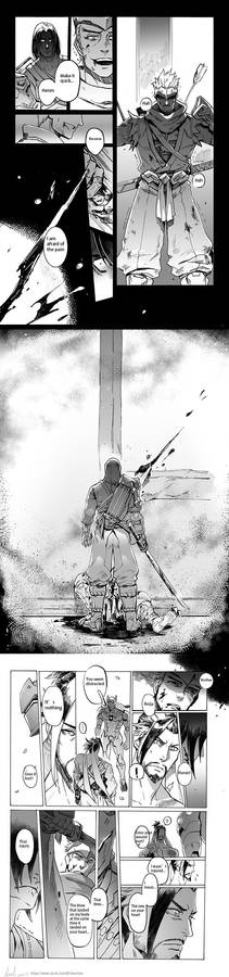 Genji is Afraid of Pain - Part.2-2