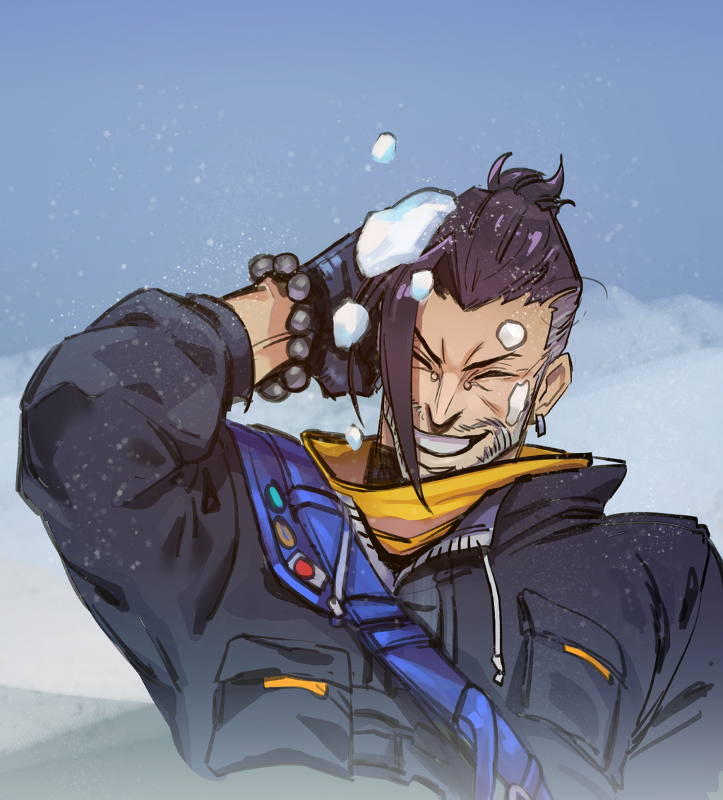 Hanzo Wallpaper: Overwatch By Evilwinnie On DeviantArt