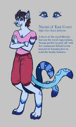 Naomi of East Court