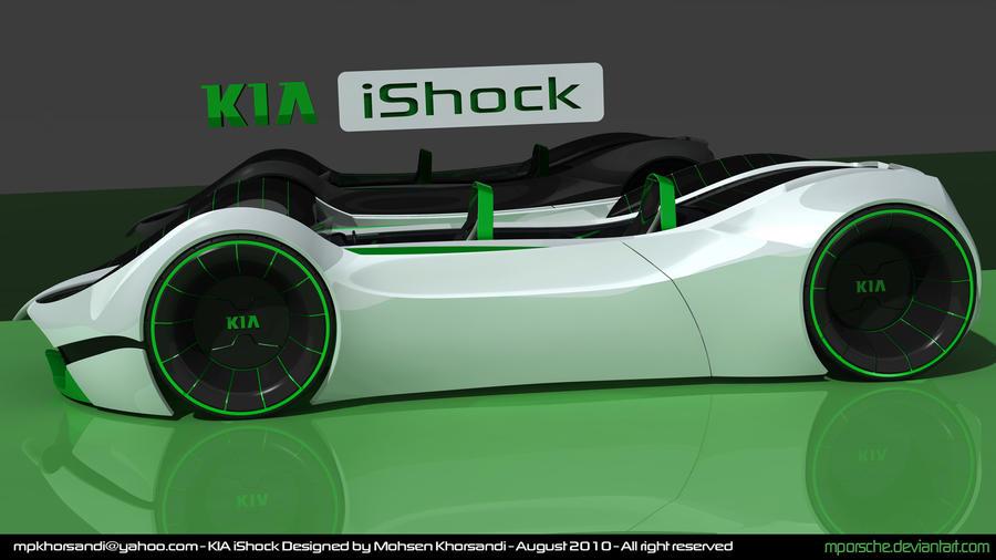 2020 kia ishock page2 by mporsche - Ferrari Enzo 2020