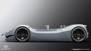 Kia Shift Concept (side)
