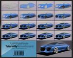 Audi A9 Tutorial