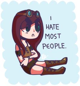 Most People by kangaroo722
