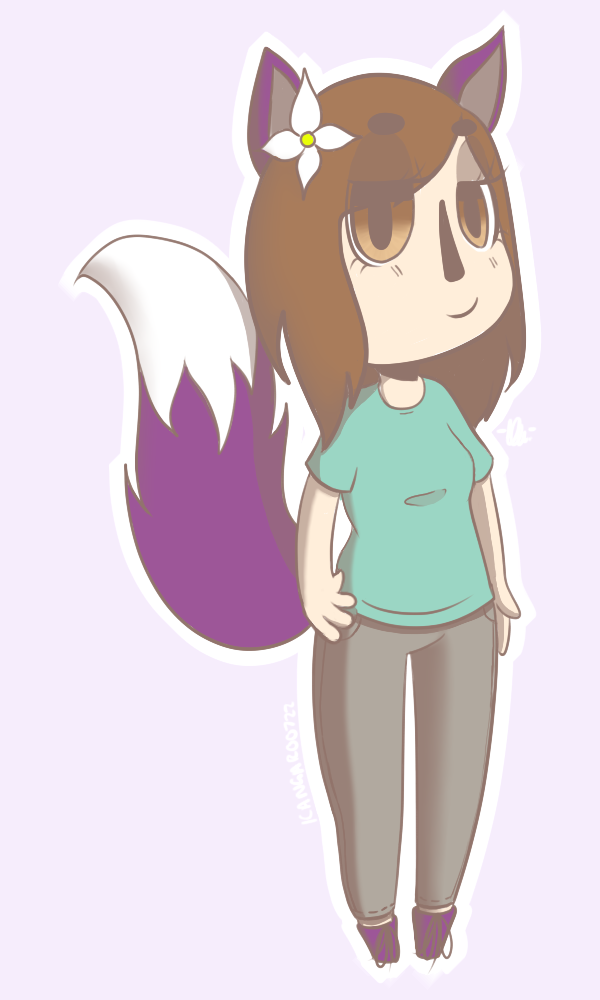 RoriMC Character by kangaroo722