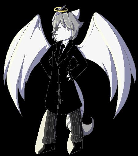 Pixel (Commission) (W0DAHS) by kangaroo722