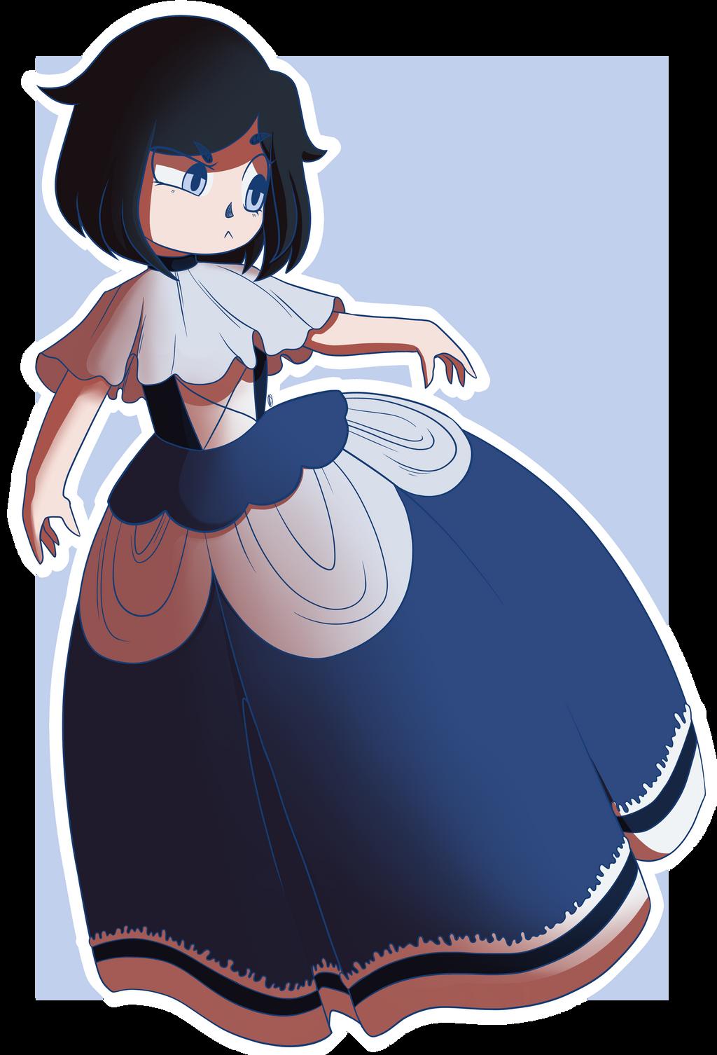 Dress by kangaroo722