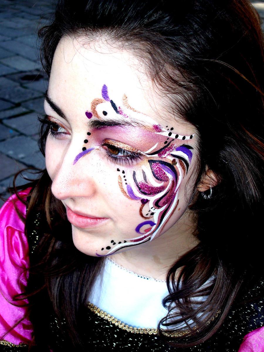 make up- carnival 2010 by im-morituri-traum