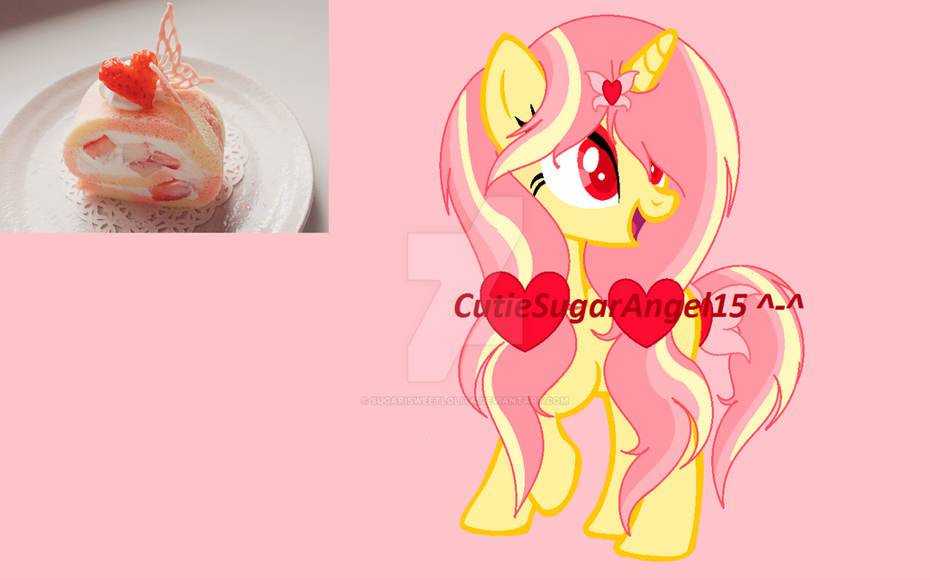 Cake Roll Art : Asian Strawberry Roll Cake Custom For Sourstars! by ...