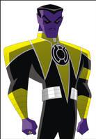 Sinestro by els3bas