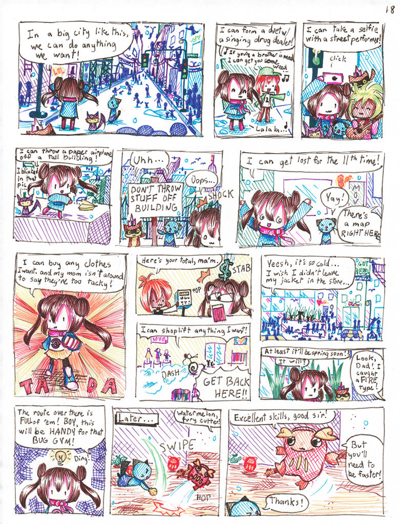 Black2 the Future -Nuzlocke- Page 18 by kittystar123