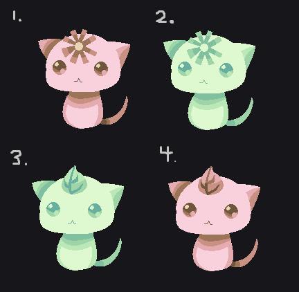 -OPEN- Adoptable Kittens -2 points- by kittystar123