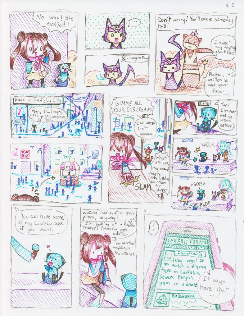 Black2 the Future -Nuzlocke- Page 22 by kittystar123