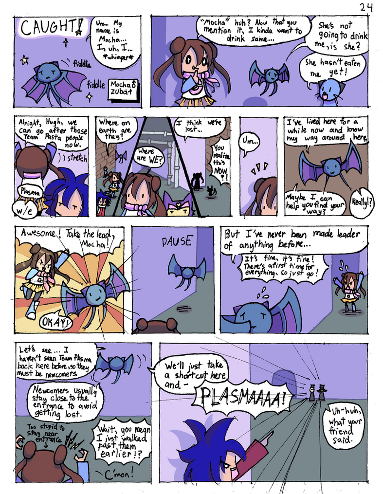 Black2 the Future -Nuzlocke- Page 24 by kittystar123