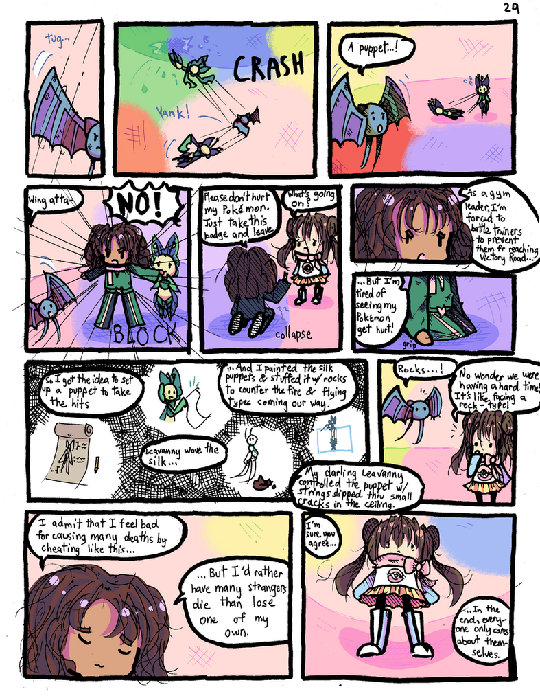 Black2 the Future -Nuzlocke- Page 29 by kittystar123