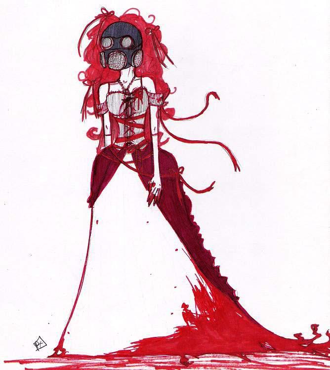 RED CAMISADO by Vinfuric