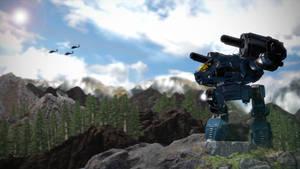 Battletech Art Stream: Warhammer