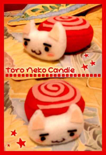 Toro Neko Candy by jujubes