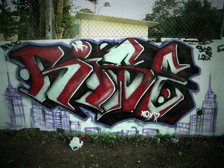 Riser SilverRed by Riserist