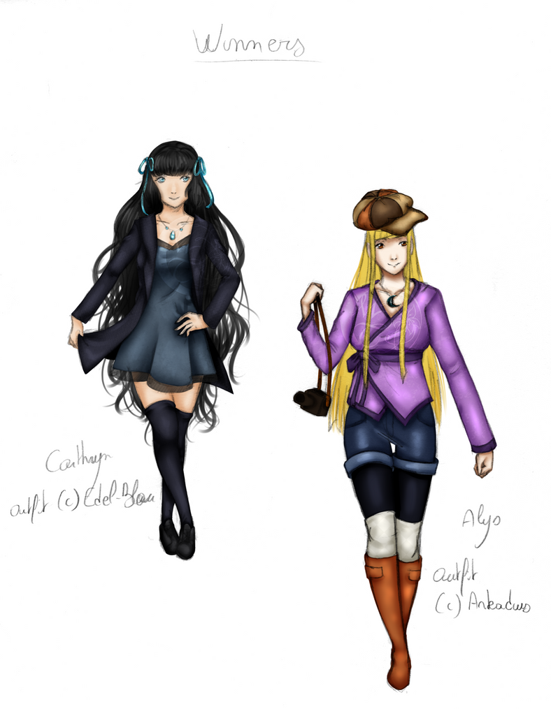 Gagnants - Colo by MaelysTremblay