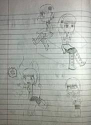 GlaDOS Fan Art by DeeBlooStarGurl