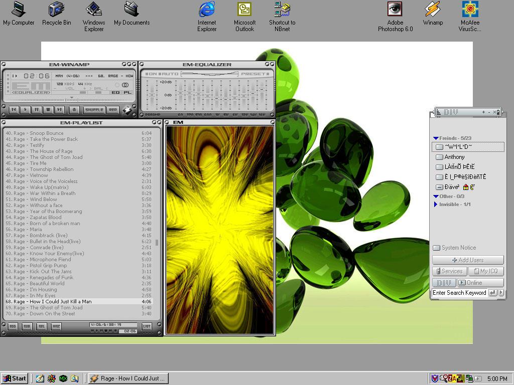EGs desktop by el-grande