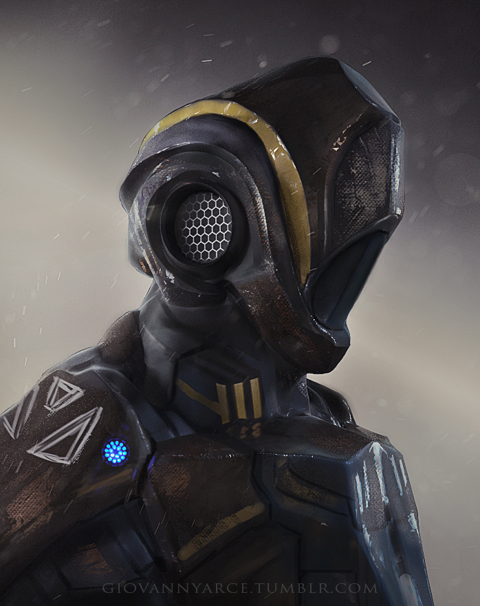 Robot speed concept - Serial ::105:: by GiovannyArce