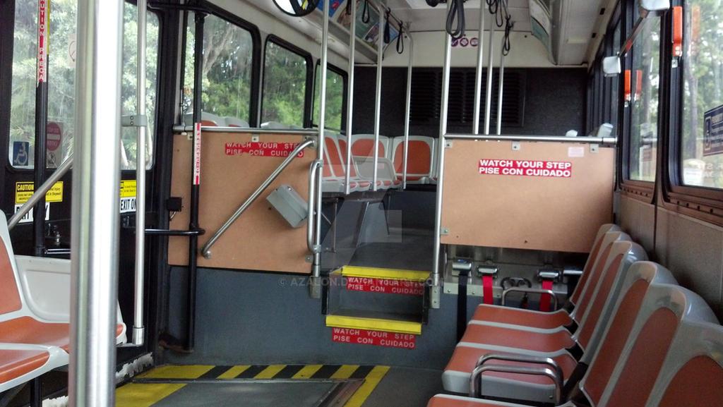Inside Of A Disney Bus By Azalon On DeviantArt