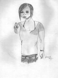 Amanda Young Drawing.