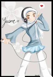 Yusra + Ipod by sakura02