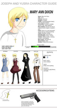 Mary character sheet 2013