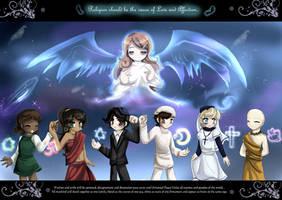Religious unity by sakura02