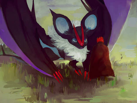 How to train your Noivern