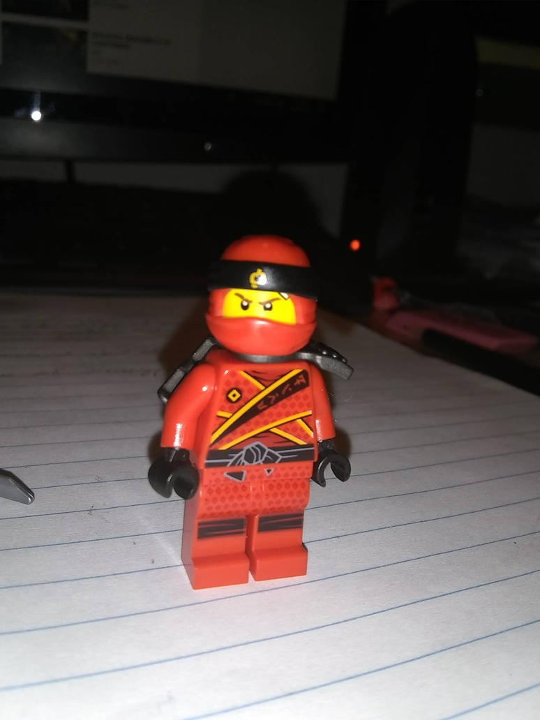 Kai~ Ninjago by Darksteel247