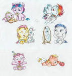My little pony - very little:)