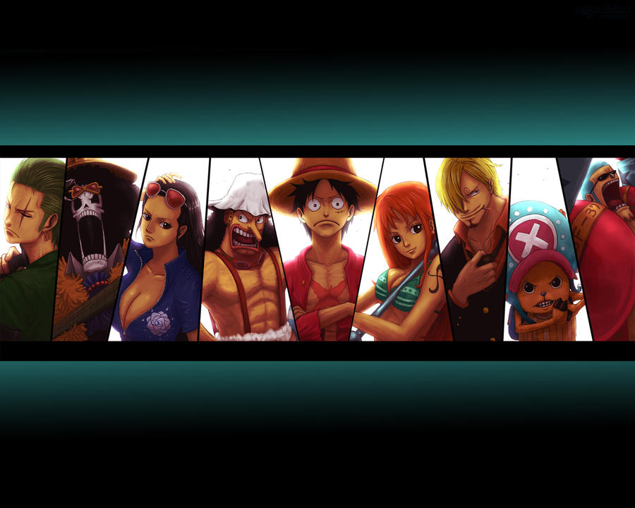 One Piece New World Characters Wallpaper one piece new world by