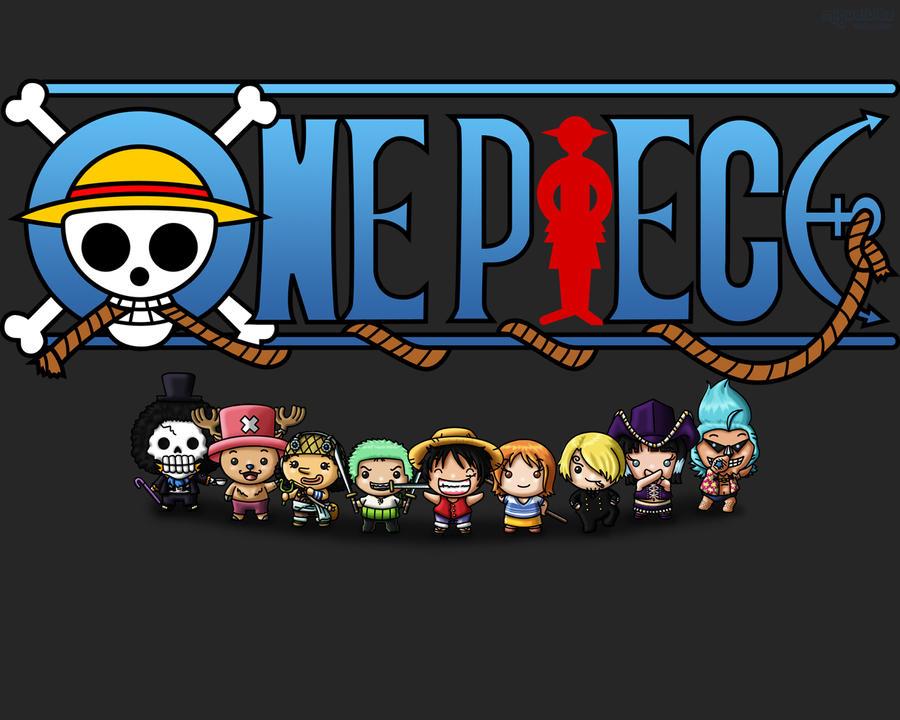 One Piece Chibi By Nitz1401