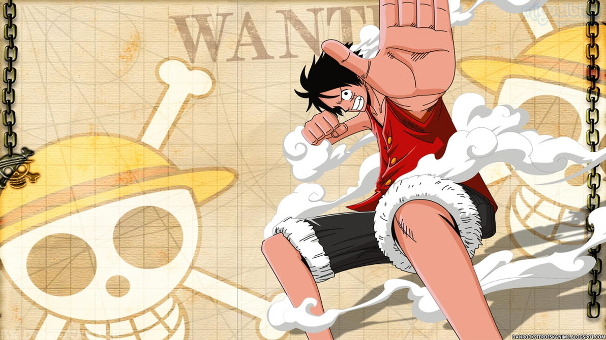 One Piece Wallpaper Luffy Gear Third luffy gear second by n...