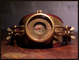 ClockworkAngel Steampunk Watch