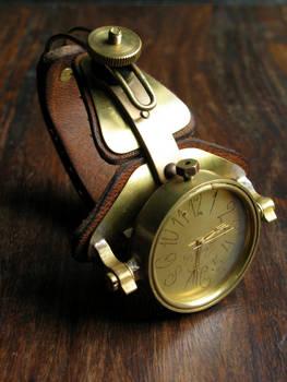 Archimedes steampunk watch