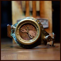 OOAK Bioshock ~Subject Delta~ watch