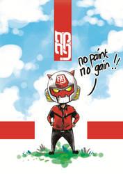 NPNG! No Paint No Gain by tenrizqi