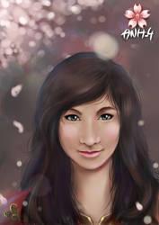 Sakura no Ame by tenrizqi
