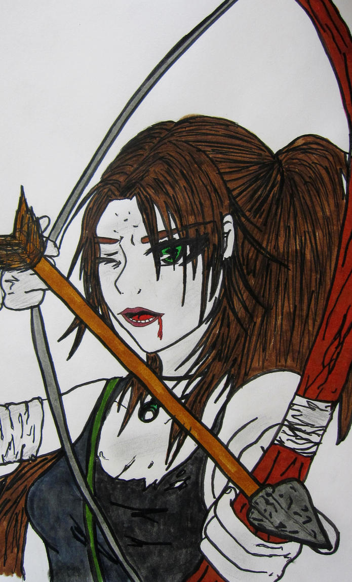 Tomb Raider by Deadberri