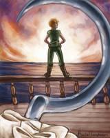 Peter Pan by RachelLaughman