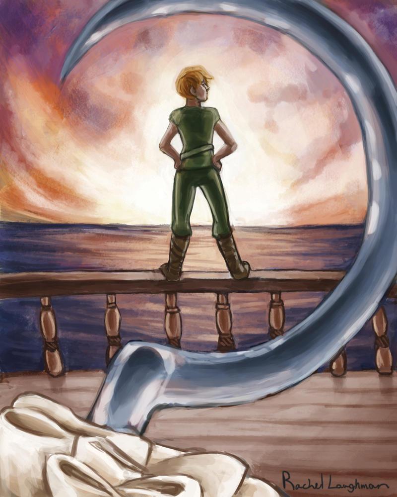 Peter Pan by Rinithil