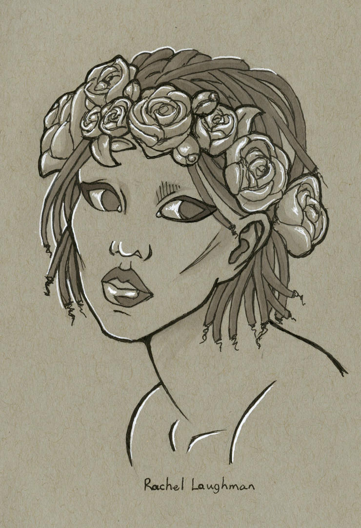 Flower Crown by Rinithil