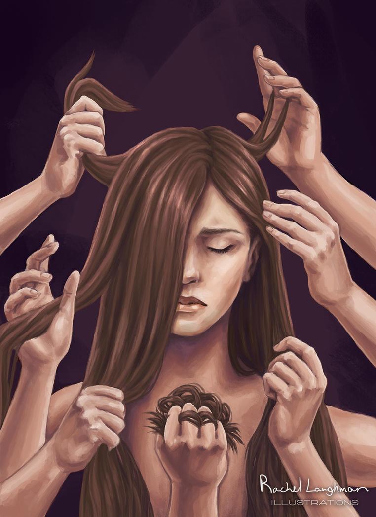 Trichotillomania by RachelLaughman