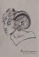 Aries by RachelLaughman