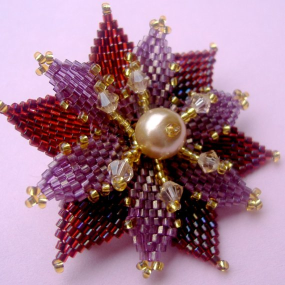 Brooch Beads: 1000+ Images About French Or Victorian Beading On